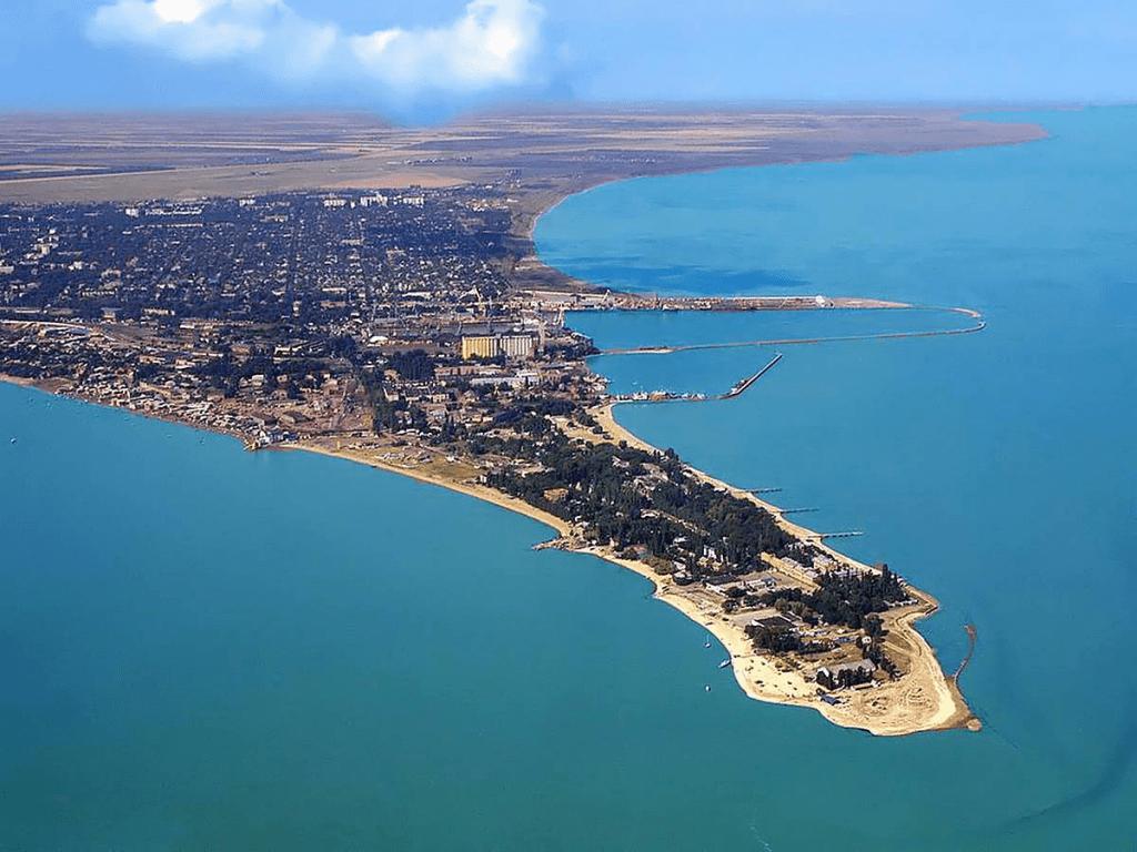 Где отдохнуть на Азовском море Ейск