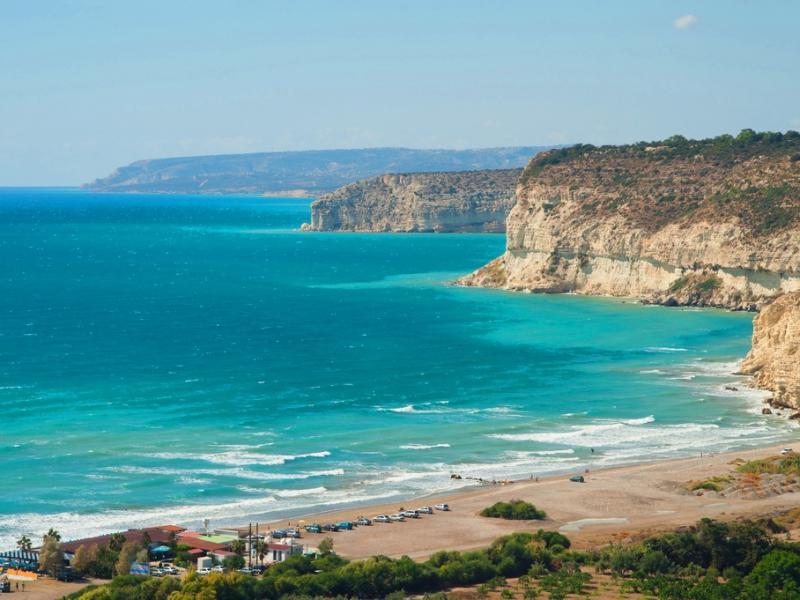пляжи Кипра фото