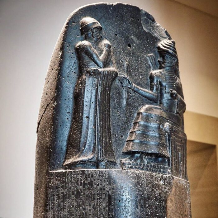 Законы царя Хаммурапи история фото