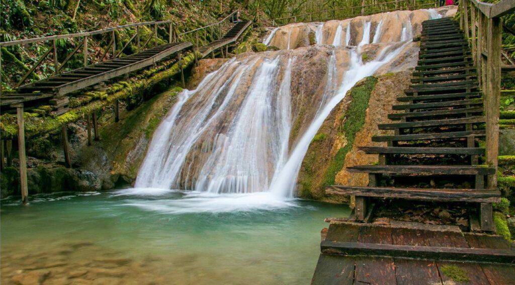 33 водопада фото