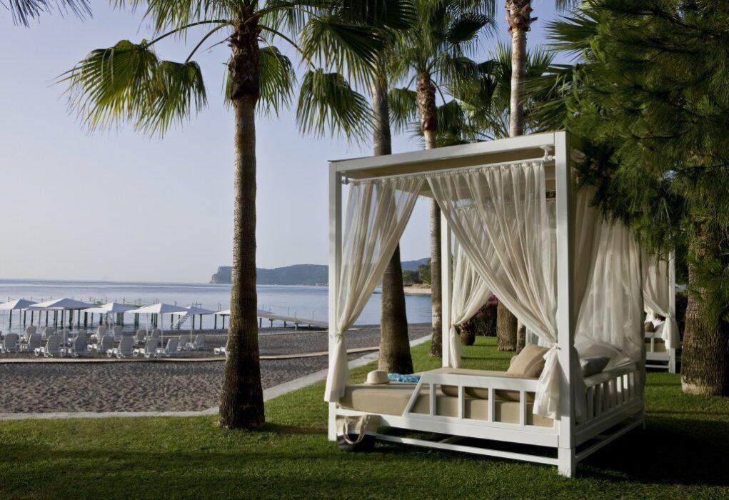 Club Med Palmiye фото море