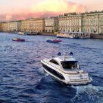 Водные прогулки в Санкт-Петербурге