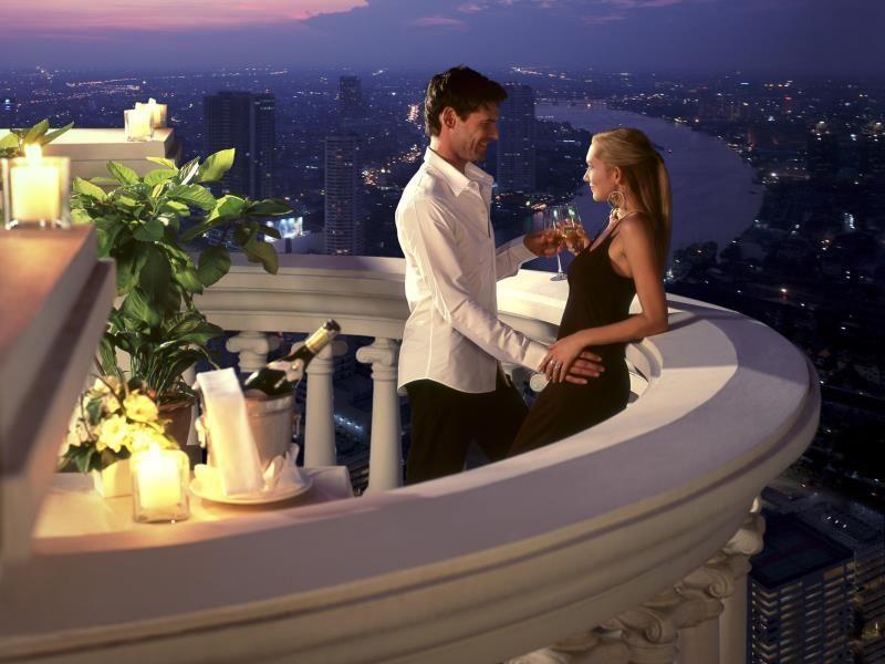 свидание в гостинице фото на закате